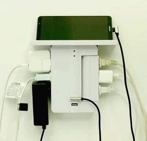 Multi-function Tray Wall Plug (US)