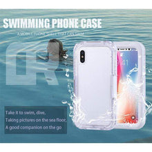 Load image into Gallery viewer, Underwater Snow / Dustproof Shockproof Mobile Phone Case