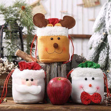 Load image into Gallery viewer, Christmas Decorations Candy Bag£¨3pcs£©