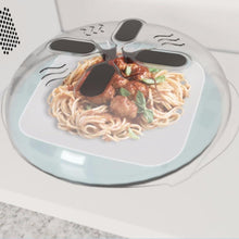 Load image into Gallery viewer, Hover Cover Magnetic Microwave Splatter Lid(Buy two free shipping)