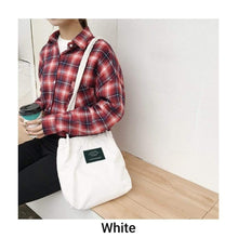 Load image into Gallery viewer, Attitude Cord Tote: 5 colors
