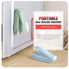 Load image into Gallery viewer, Portable Mini Heat Sealing Machine