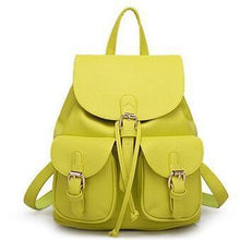 Load image into Gallery viewer, Femina Leather Backpack: 6 colors
