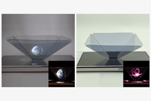 Load image into Gallery viewer, Hologram Pyramid