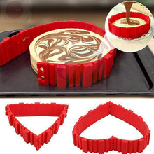 Load image into Gallery viewer, Silicone Cake Molds ( 4PCS )