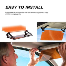 Load image into Gallery viewer, BattleVisor HD Anti-Glare Sun Visor