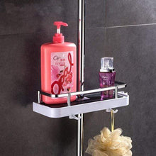 Load image into Gallery viewer, Shower Caddy Wall Shelf Tray