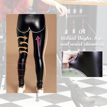 Load image into Gallery viewer, S-Shaped Leggings With Fleece Insert