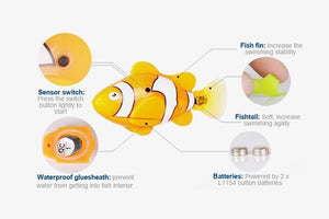 Fish Toy For Cats
