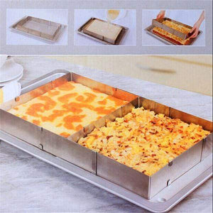 Size-adjustable Cake Pan