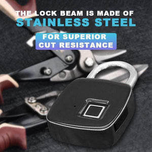 Portable Fingerprint Smart Lock