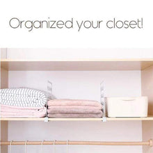 Load image into Gallery viewer, Punch-Free Wardrobe Dividers(Buy more save more)