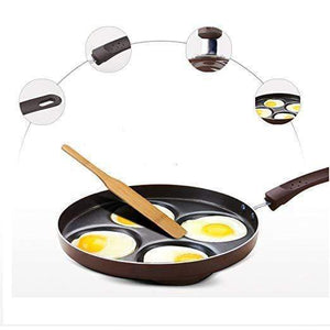 4 Hole Fried Egg Pot