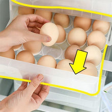 Load image into Gallery viewer, Drawer Type Egg Storage Box