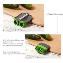 Load image into Gallery viewer, Sharp Blade Finger Peeler (3pcs/Set)