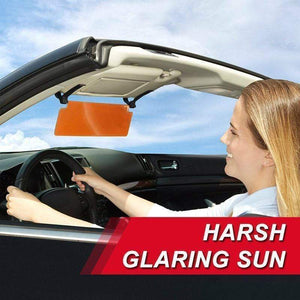 BattleVisor HD Anti-Glare Sun Visor