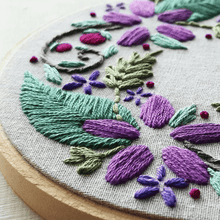 Load image into Gallery viewer, Easy Punch Needle Embroidery Set