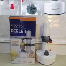 Load image into Gallery viewer, Stainless Steel Electric Fruit Peeler