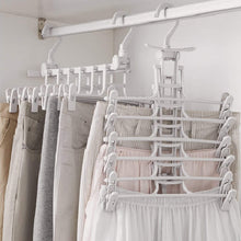 Load image into Gallery viewer, 6-Layers Foldable Pants Hanger