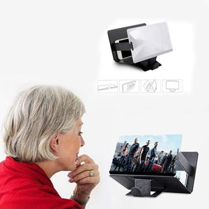 Smartphone Screen Magnifier - UP TO 5x MAGNIFICATION