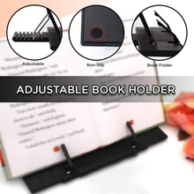 Load image into Gallery viewer, Adjustable Ipad Document Book Stand