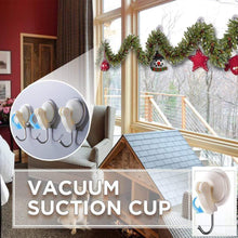Load image into Gallery viewer, Vacuum Suction Cup Hooks - Set For 3