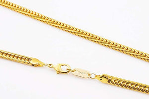 Premium 18K Gold Plated Lion Necklace