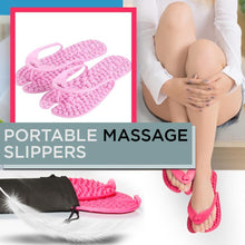 Load image into Gallery viewer, Portable Massage Slippers