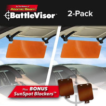 Load image into Gallery viewer, BattleVisor by Atomic Beam - Set of 2