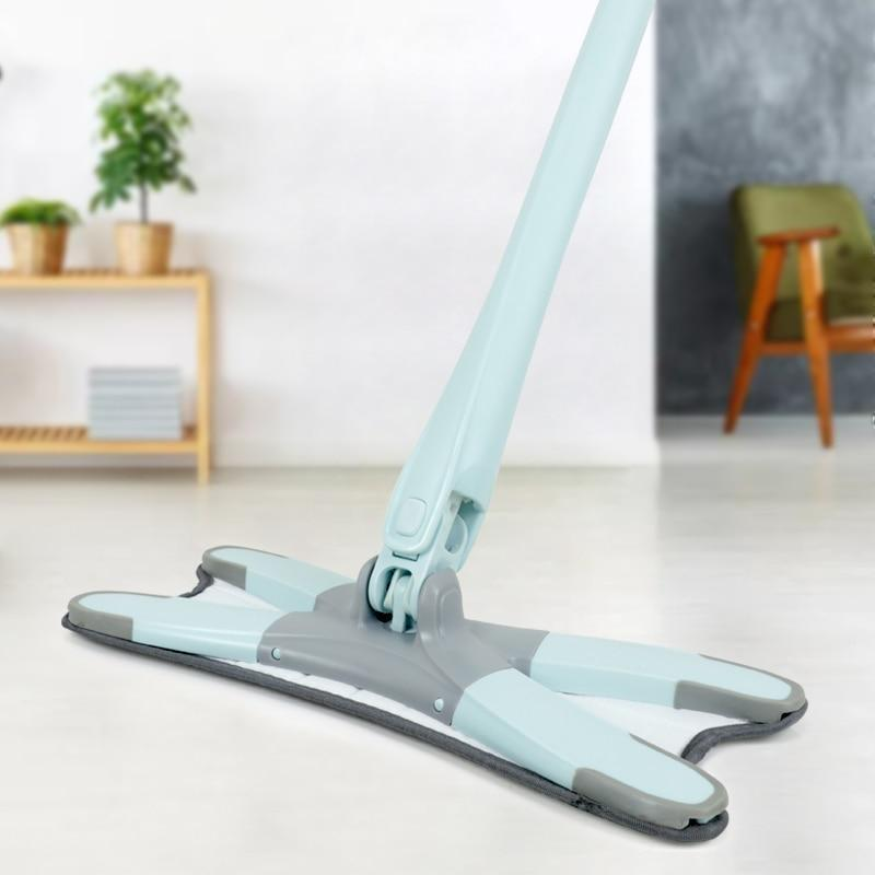 Manual Hand Wash Free Flat floor mops