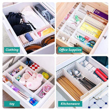 Load image into Gallery viewer, DIY Drawer Division Board (4Pcs)