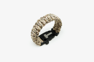 Multi-Function Fire Starter Bracelet