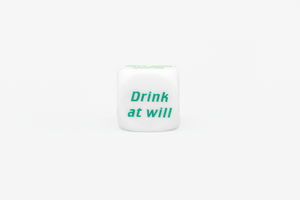 Drinking Game Dice