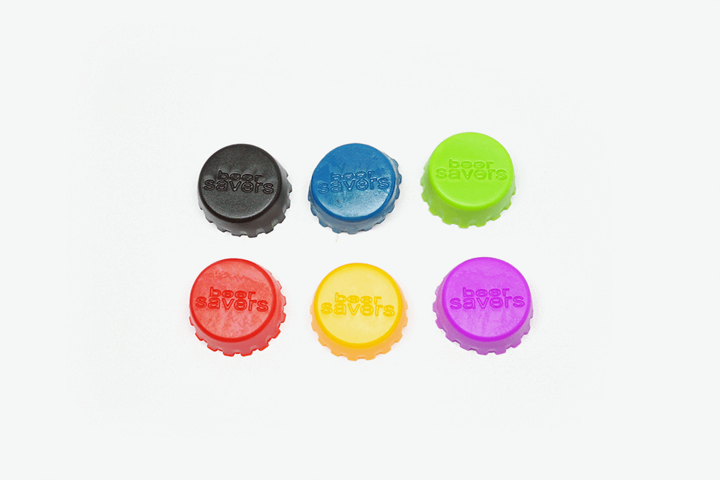 Beer Saving Caps (Set of 6)