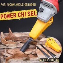 Load image into Gallery viewer, Electric Woodworking Power Chisel Set