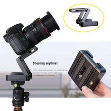 Load image into Gallery viewer, Hirundo Folding Z Shape Photography Stand Holder