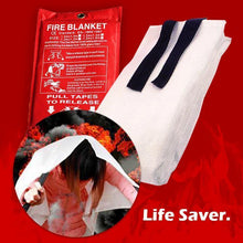 Load image into Gallery viewer, Household Fire Emergency Blanket
