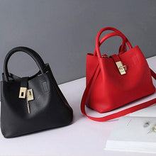 Load image into Gallery viewer, Women¡¯s Casual PU Leather Shoulder Bag