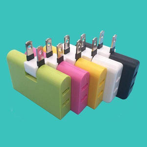Rotatable Socket Converter (3Pcs)