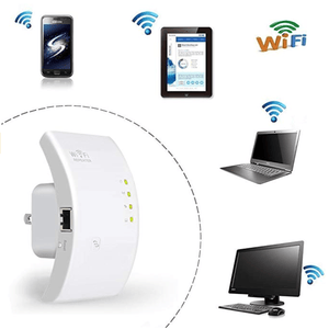 2 in 1 Wifi Extender & Router