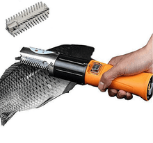 Load image into Gallery viewer, WATERPROOF ELECTRIC FISH SCALER