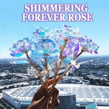 Load image into Gallery viewer, Shimmering Forever Rose