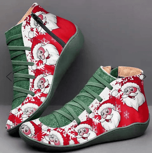 50% OFF Christmas special custom women's booties