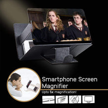 Load image into Gallery viewer, Smartphone Screen Magnifier - UP TO 5x MAGNIFICATION