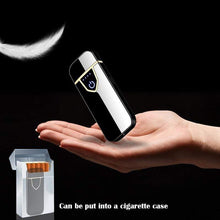 Load image into Gallery viewer, USB Charging Touch Electronic Cigar Cigarette Lighters