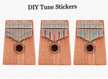 Load image into Gallery viewer, 50% OFF--Gorgeous 17 Keys Kalimba(Great Gifts)