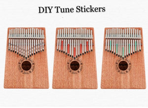 50% OFF--Gorgeous 17 Keys Kalimba(Great Gifts)