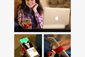 Double Grip Phone Holder