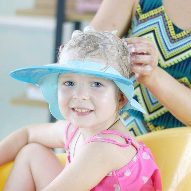 Baby Kids Shower Cap
