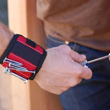 Load image into Gallery viewer, Handyman Pouch Magnetic Wristband